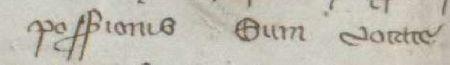 Prvá písomná zmienka obce Drienica z roku 1326